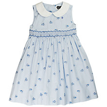 Buy Question Everything Girls' Molly Bird Dress, Blue Online at johnlewis.com