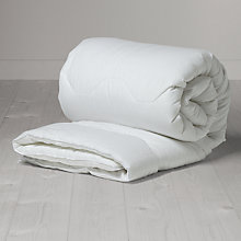 Buy John Lewis Everyday Microfibre Duvet, 10.5 Tog Online at johnlewis.com