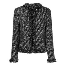 Buy L.K. Bennett Till Tweed Jacket Online at johnlewis.com