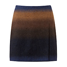 Buy Jigsaw Degrade Wrap Skirt, Multi Online at johnlewis.com