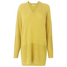 Buy L.K. Bennett Ike V Neck Jumper Online at johnlewis.com