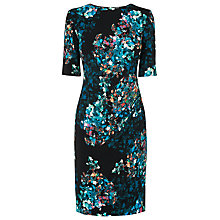 Buy L.K. Bennett Marli Printed Dress, Multi Online at johnlewis.com