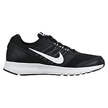Buy Nike Air Relentless 5 Men's Running Shoes, Black/White Online at johnlewis.com