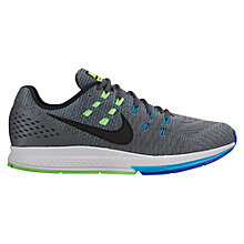 Buy Nike Air Zoom Structure 19 Men's Running Shoes Online at johnlewis.com