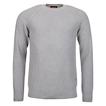 Buy Barbour International Lever Crew Neck Jumper Online at johnlewis.com