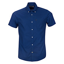 Buy Barbour Micro Flower Seth Shirt Online at johnlewis.com