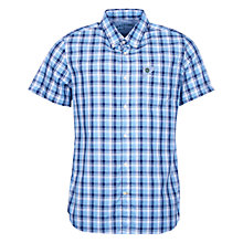 Buy Barbour Laundryman Laundered Pocket Check Shirt Online at johnlewis.com