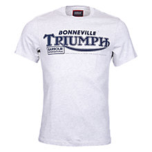 Buy Barbour International Triumph Ride Tee Online at johnlewis.com
