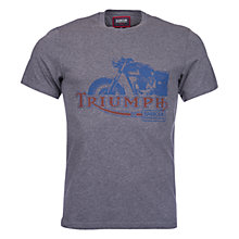 Buy Barbour International Triumph Cylinder Tee Online at johnlewis.com