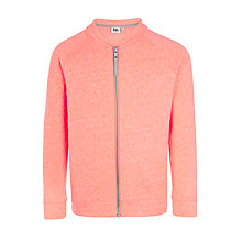 Buy Kin by John Lewis Girls' Zip Through Bomber Jacket, Pink Online at johnlewis.com