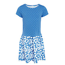 Buy John Lewis Girls' Jersey Dress Online at johnlewis.com
