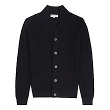 Buy Reiss Denman Chunky Knit Cardigan Online at johnlewis.com