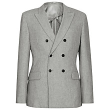 Buy Reiss East Double Breasted Modern Fit Blazer Online at johnlewis.com