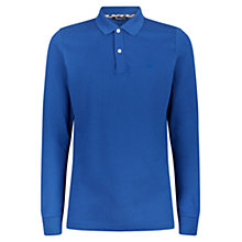 Buy Aquascutum Linwood Long Sleeve Polo Shirt Online at johnlewis.com