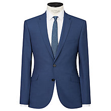 Buy Kin by John Lewis Stamford Tonic Slim Fit Suit Jacket, Ultramarine Online at johnlewis.com