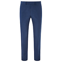 Buy Kin by John Lewis Slim Fit Stamford Tonic Suit Trousers, Ultramarine Online at johnlewis.com