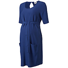 Buy Mamalicious Astrid Maternity Tunic Dress, Twilight Online at johnlewis.com