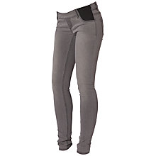 Buy Mamalicious Ida Skinny Maternity Jeans, Light Grey Online at johnlewis.com