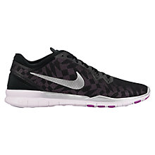 Buy Nike Free 5.0 TR Fit 5 Metallic Women's Cross Trainers Online at johnlewis.com