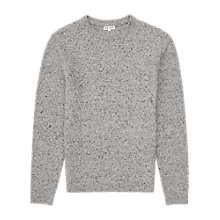 Buy Reiss Montague Textured Fleck Jumper Online at johnlewis.com