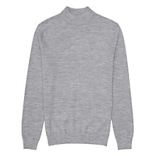 Buy Reiss Windsor Merino Roll Neck Jumper Online at johnlewis.com