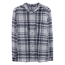 Buy Violeta by Mango Check Shirt Online at johnlewis.com