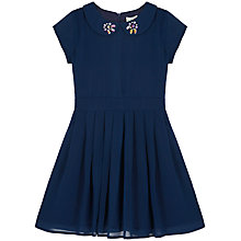 Buy Yumi Girl Peter Pan Collar Dress Online at johnlewis.com