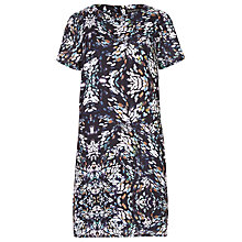 Buy Sugarhill Boutique Abigail Spot Tunic Dress, Black/White Online at johnlewis.com