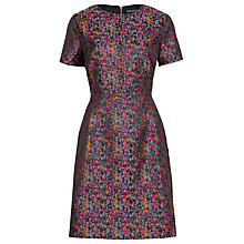Buy Sugarhill Boutique Mila Camo Jacquard Dress, Multi Online at johnlewis.com