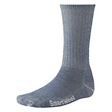Buy SmartWool Hike Light Crew Socks, Blue Online at johnlewis.com