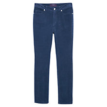 Buy Violeta by Mango Slim Fit Corduroy Trousers Online at johnlewis.com