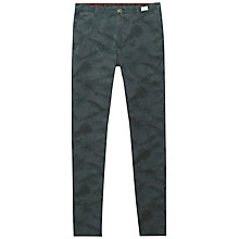 Buy Tommy Hilfiger Denton Leaf Print Slim Print Chinos Online at johnlewis.com