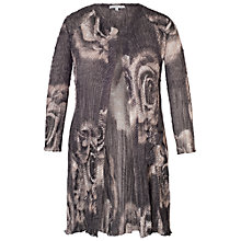 Buy Chesca Pleated Shrug, Grey Online at johnlewis.com