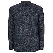 Buy Ted Baker Amzdog Floral Print Shirt Online at johnlewis.com