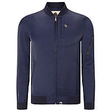 Buy Pretty Green Ventura Jacket, Navy Online at johnlewis.com