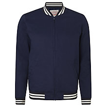 Buy Levi's Baker Bomber Jacket, Dress Blues Online at johnlewis.com