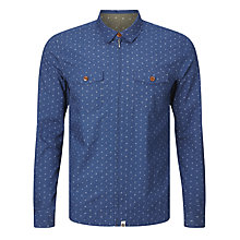 Buy Pretty Green Jackson Shirt Online at johnlewis.com