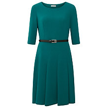 Buy Kaliko Curve Seam Textured Dress Online at johnlewis.com