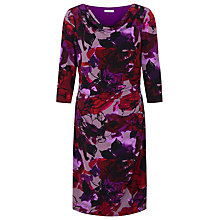 Buy Kaliko Printed Jersey Dress, Multi Online at johnlewis.com
