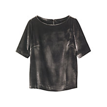 Buy Toast Velvet Top Online at johnlewis.com