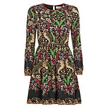 Buy Louche Verlene Floral Print Dress, Multi Online at johnlewis.com