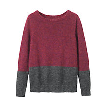Buy Toast Colour Block Mohair Jumper Online at johnlewis.com