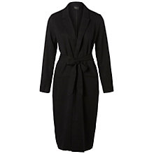 Buy Selected Femme Tonia Long Blazer, Black Online at johnlewis.com