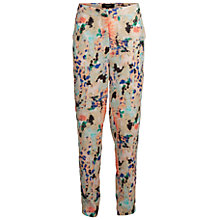 Buy Selected Femme Cathy Printed Trousers, Multi Online at johnlewis.com