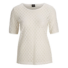 Buy Selected Femme Maly Lace Knit Top Online at johnlewis.com