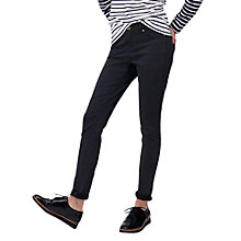 Buy Joules Monroe Skinny Jeans, Dark Grey Denim Online at johnlewis.com