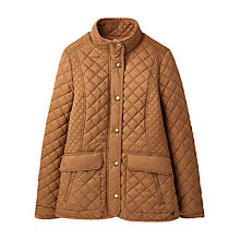 Buy Joules Newdale Classic Quilted Jacket Online at johnlewis.com