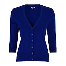 Buy Phase Eight Elin Cardigan, Cobalt Online at johnlewis.com