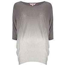 Buy Phase Eight Dip Dye Becca Jumper, Grey/Silver Online at johnlewis.com