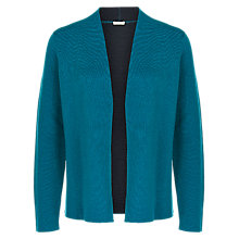 Buy Planet Edge to Edge Cardigan, Bright Blue Online at johnlewis.com